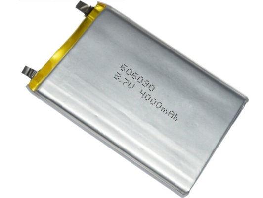 China Bateria recarregável da bateria 606090 3.7v 4000mah do polímero do lítio distribuidor